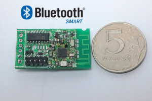Librotech - Bluetooth (BLE) OEM module with support transparent channel