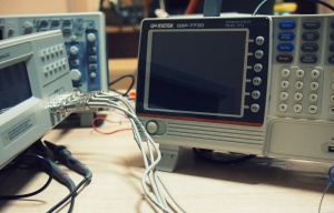 Librotech - Completed testing of the new DC / DC converter 5 kW