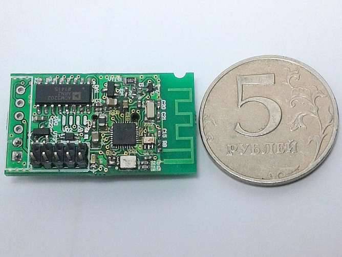Librotech - Bluetooth Low Power OEM modul